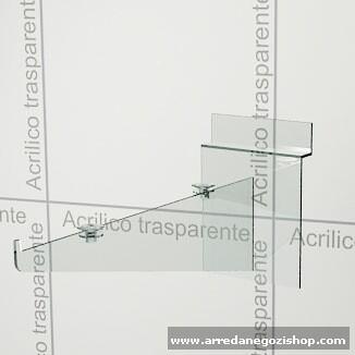 Mensola in acrilico P.15